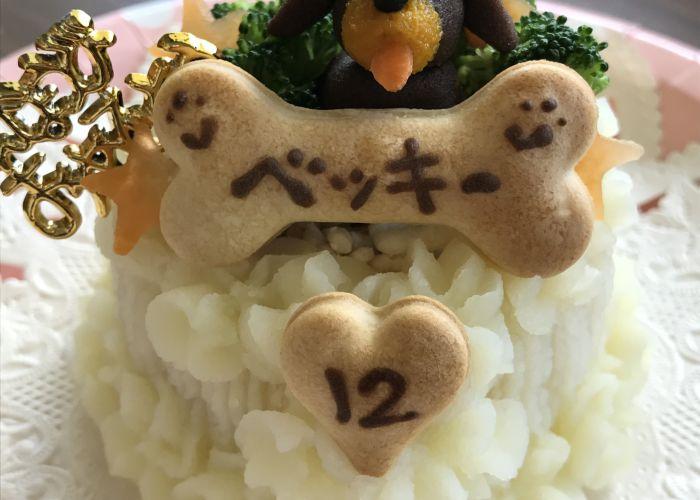 Happy Birthday♪♪ ベッキーちゃん☆