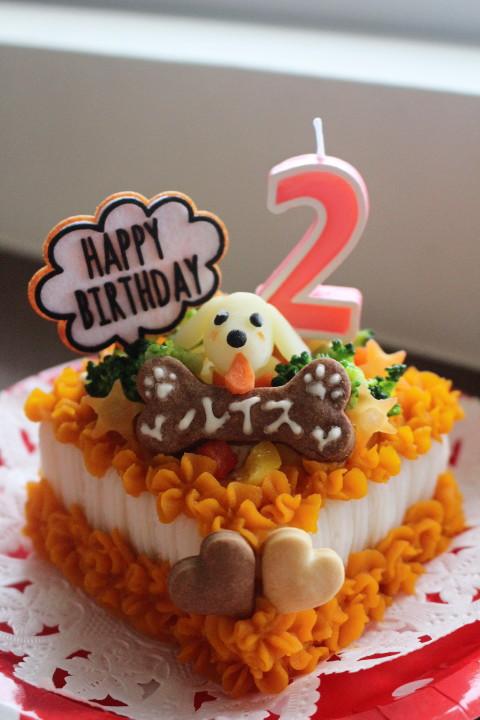 Happy Birthday ☆ 英子ちゃん&ココちゃん&ルイス君♪♪