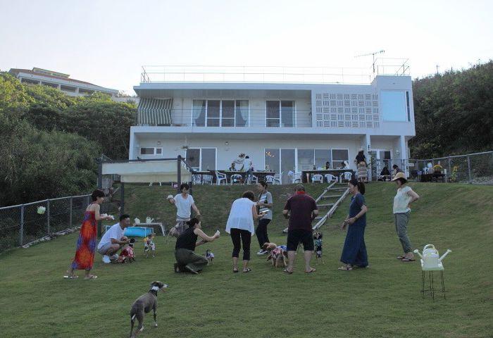 8月18日(土)「わんちゃんと一緒に納涼会♪♪」満席となりました!!